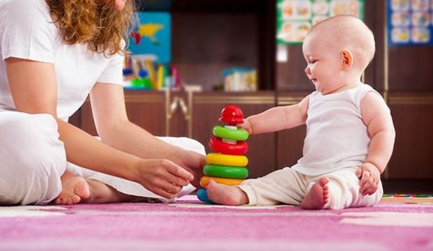 0-12 ay bebekler için aktiviteler