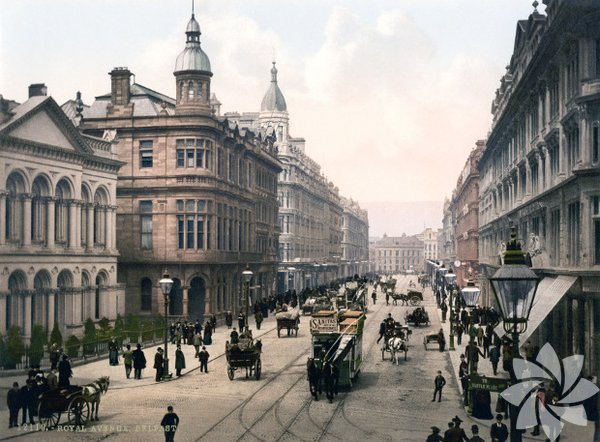 Belfast, Birleşik Krallık'ta bir şehir.
