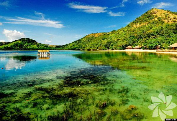 Palawan, Filipinler'in güneybatı ucunda yer alıyor.