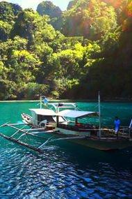 Doğu Asya'nın en çekici adası Palawan