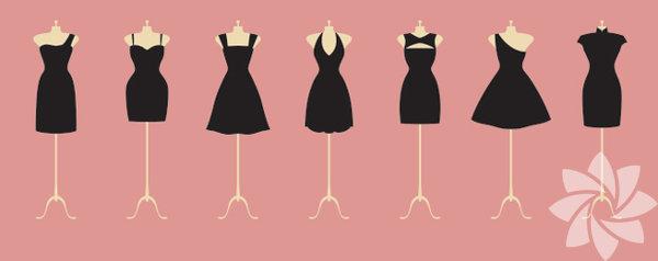 """Küçük siyah elbise Belki biraz klasik olacak ancak bu gece işinizi şansa bırakmak istemiyorsanız, küçük siyah elbise tercihiniz olmalı. Farklı kesimler, zarif detaylarla siyah elbisenizle romantik ve kusursuz bir geceye adım atabilirsiniz. Bu klasiği daha özgün kılmak için de püsküllü aksesuvarları kullanıp yeni sezona """"Merhaba"""" diyebilirsiniz. Püsküllü bir clutch harika olacaktır."""