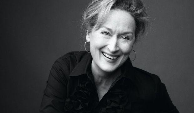 Meryl Streep: Belaya hazırım, DNA'mda var
