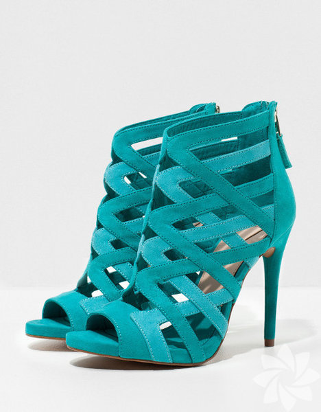 Bershka Ayakkabı - 149.95 TL