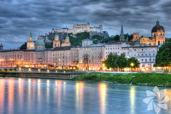 Salzburg, Avusturya'nın bir eyaleti.