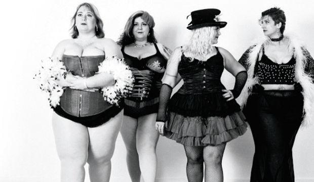 Mr. Spock'ın 'obez revü kadınları'