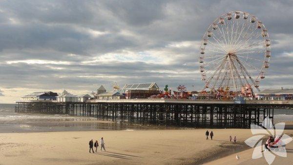 Blackpool, İngiltere