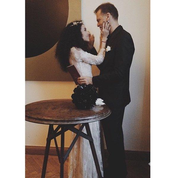 Sinema oyuncusu Beste Bereket geçtiğimiz haftalarda evlendi.