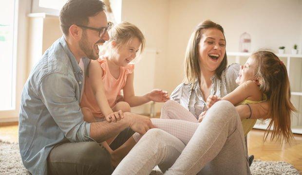 İyi bir aile inşa etmek zor değil!