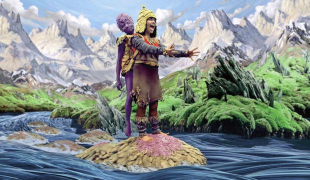 Mart sıkıntısı Björk sergisi