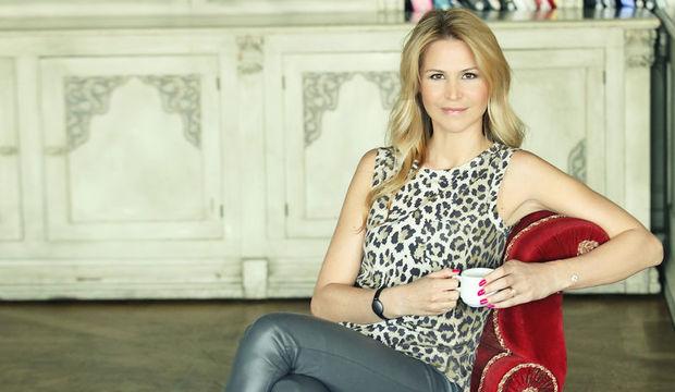 Tansa Mermerci Ekşioğlu: Sanat bana iyi geldi