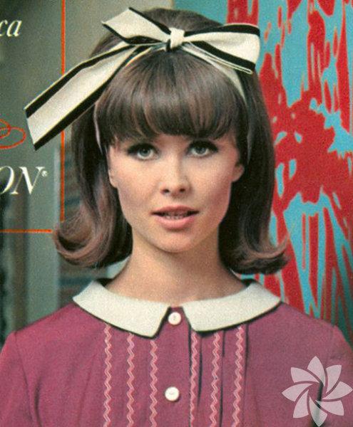 60'lı yılların saç modelleri