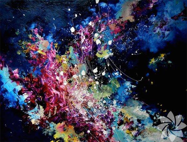 Melissa McCracken sinestezi hastası. Fotoğraftaki müzik: Radiohead – Lucky
