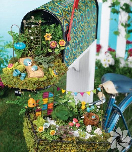 Küçük bir balkon, pencere önü hiç farketmez artık bahçenizin olması hayal değil. İşte size bahçe hayalinizi yaşatacak minyatür bahçe örnekleri. Minyatür bahçe modelleri