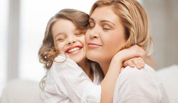 Anne ve çocuk arasındaki mucize...
