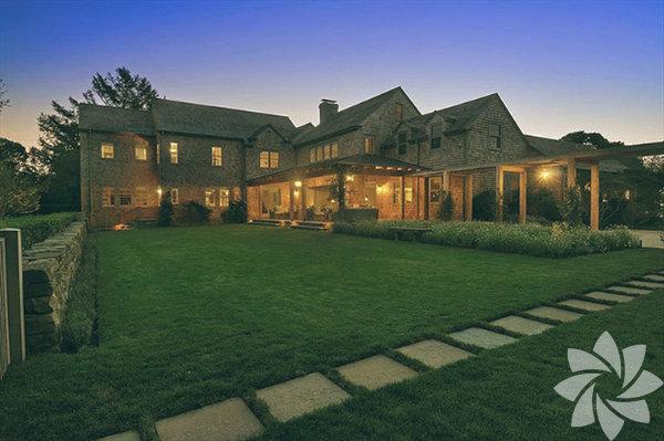 Beyonce'un eşi Jay-Z ve kızları Blue Ivy Carter ile yaşadığı Amerika'daki muhteşem evi...  Beyonce ve Jay-Z'nin evi