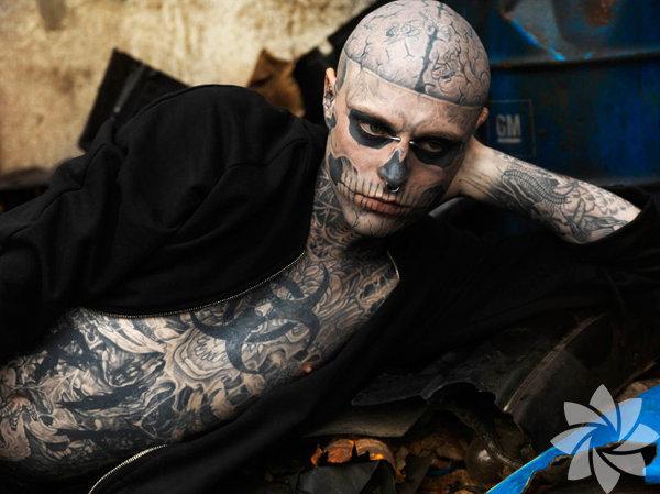 Bu dövmeleri yaptırmak yürek işi! Vücut dövmeleri