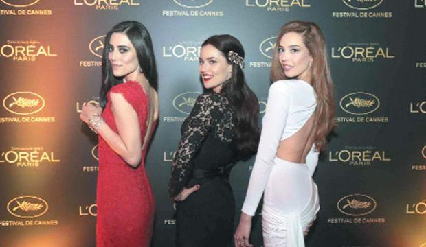 İstanbul'da Cannes heyecanı...
