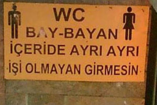 Tuvalet Yazıları Hthayat