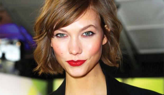 Karlie Kloss'tan Cara Delevingne'e Grisogono Party makyaj tüyoları
