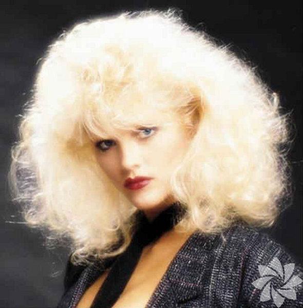 80'ler saç modası
