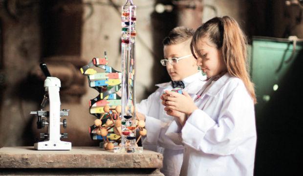 Bilim Merkezi çocukları bekliyor