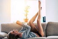 Pürüzsüz bacakların sırrı: Vazelin