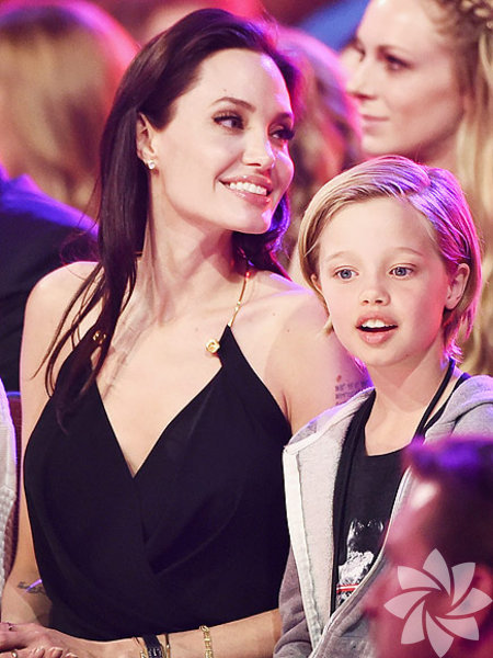 Angelina Jolie - Shiloh