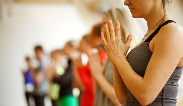Hemen bugün yogaya başlayabilirsiniz!