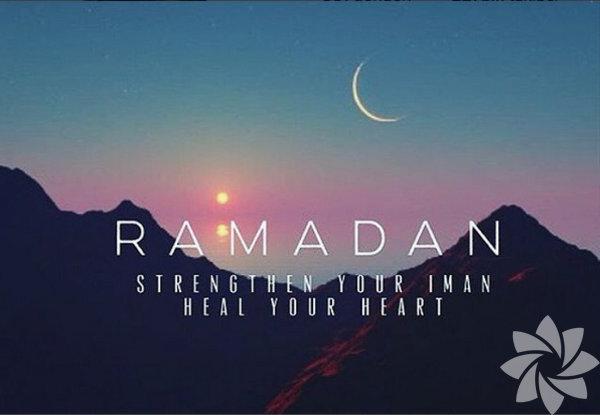 Almeda - Hayırlı Ramazanlar. Allah ettiğiniz duaları tuttuğunuz oruçları kabul etsin inşallah - 2016 Ramazan