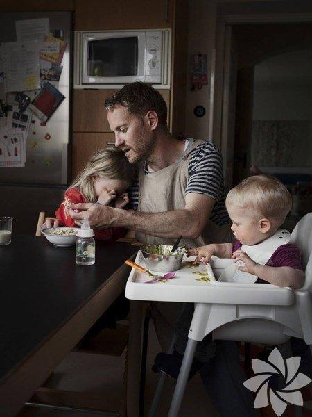 İsveçli fotoğrafçı Johan Bävman, bu fotoğrafları ile konuşuluyor.