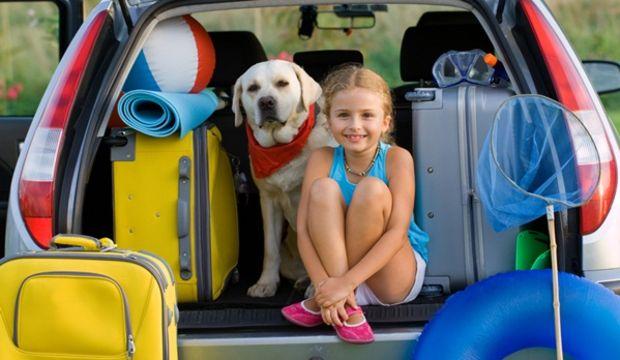 Çocuğunuzla tatile çıkmanız için 10 sebep