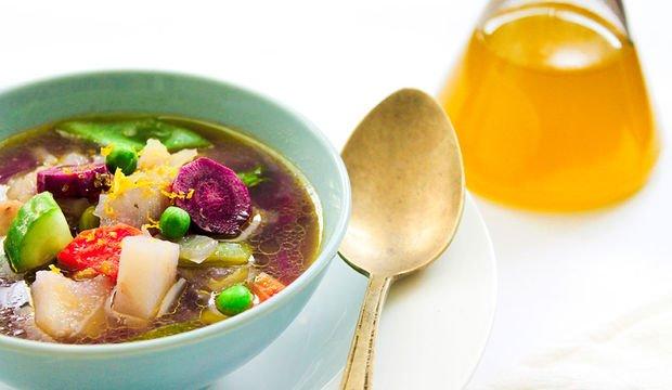 Minestrone: Bir İtalyan çorbası
