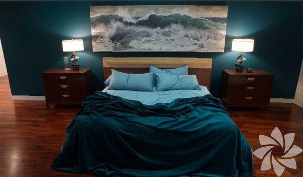 Grinin Elli Tonu'ndaki esas oğlan Christian Grey'in evine gitmeye cesaretiniz var mı?  Christian Grey'in yatak odası