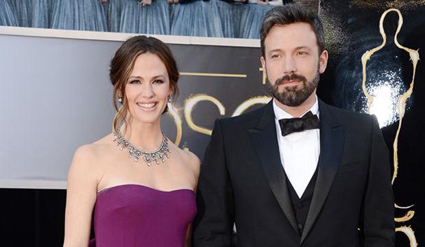 Jennifer ve Ben boşanıyor!