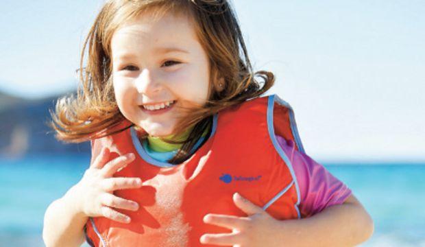 Güvenli yaz oyuncakları