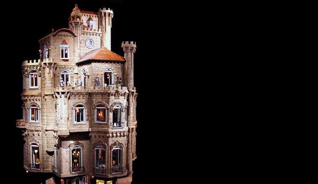 Bu oyuncak ev 8,5 milyon dolar değerinde