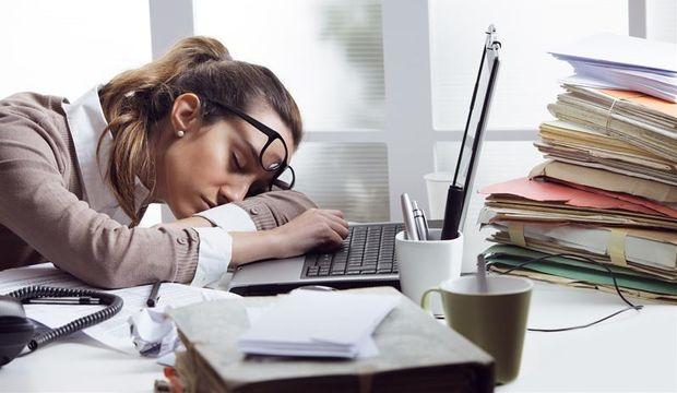 Yoğun iş hayatı ruhumuzu yoruyor!