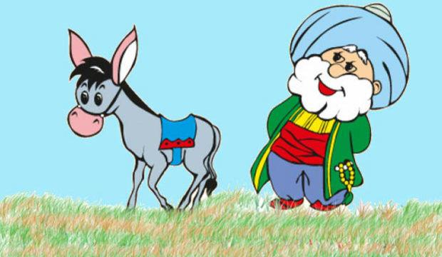 Ne güzel adamsın sen Nasreddin Hoca!