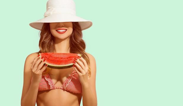 Tatilde aldığınız kiloları geri verin!