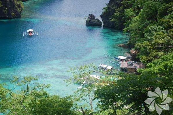 Coron adası, Filipinler'de bulunan bir ada.