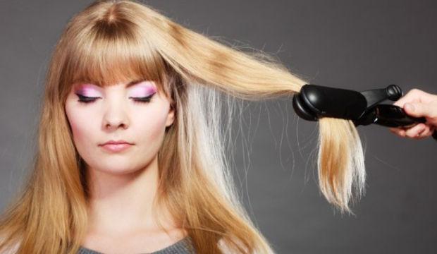 Kalıcı saç düzleştirmesi nasıl olur?