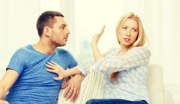 Sevgiliyle ciddi konuşmak ciddi bir iştir