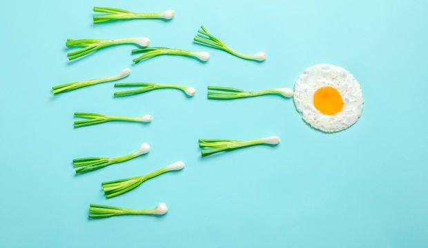 Sperm kalitesini artıran şeyler var!