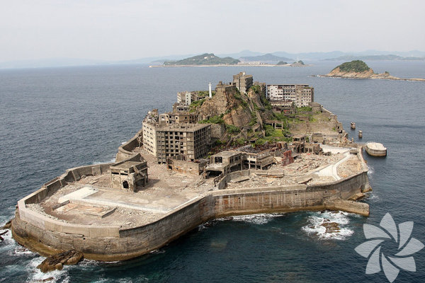 Hashima Adası, Nagasaki – Japonya