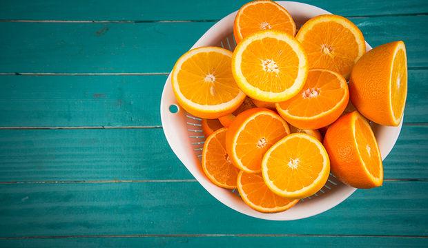 Sarkmalara karşı portakallı krem yapın