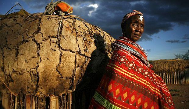 Kadın dayanışması köyü: Umoja