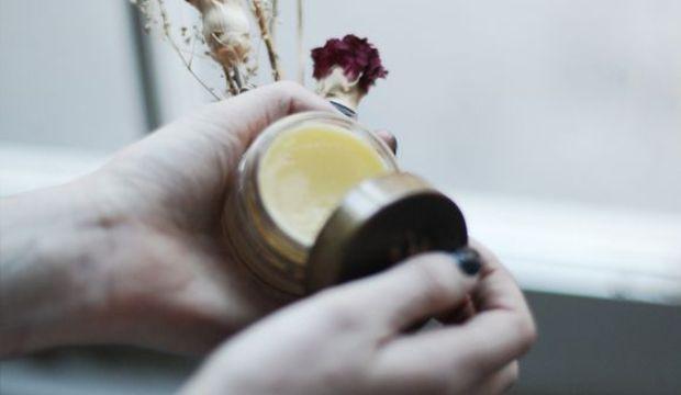 Evde krem parfüm yapımı
