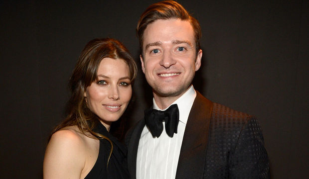 İşte Justin Timberlake'in oğlu