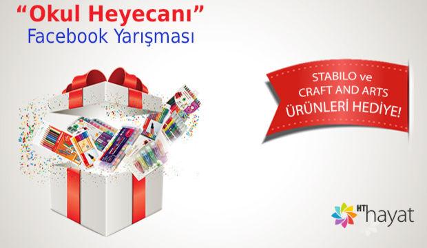 Okula başlama hediyesi HTHayat'tan!