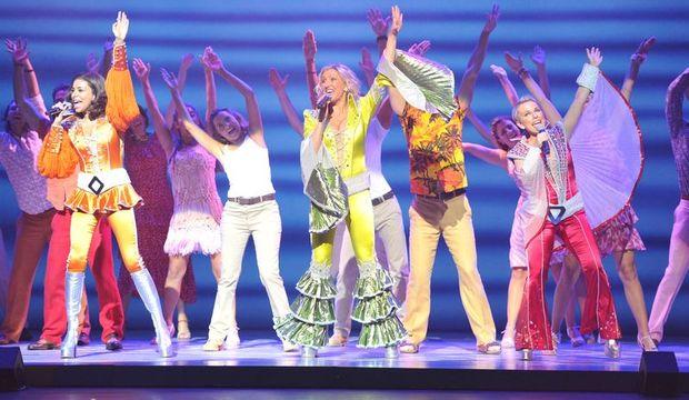 'Mamma Mia! sadece sahneye ait'